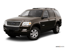 2008 Ford Explorer Review