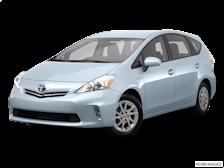 2014 Toyota Prius v Review