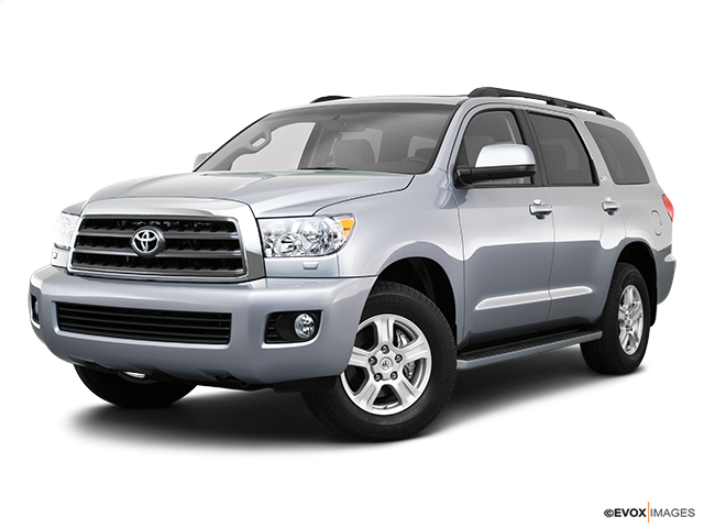 2010 Toyota Sequoia Review