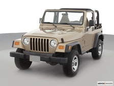 2001 Jeep Wrangler Review