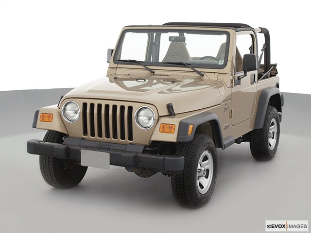 Wonderful 2000 Jeep Wrangler Review