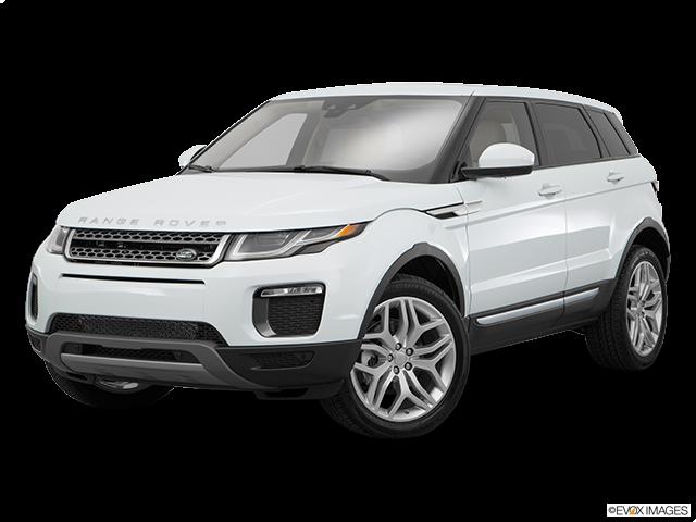2016 Land Rover Range Rover Evoque Review