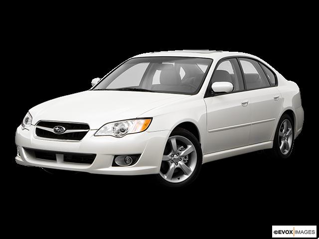 2009 Subaru Legacy Review