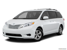 2016 Toyota Sienna Review