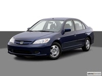 Honda, Civic, 2001-2005