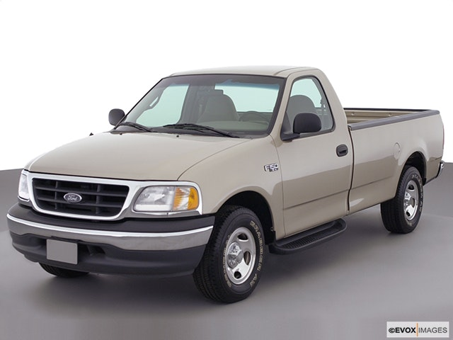 2001 Ford F-150 Review