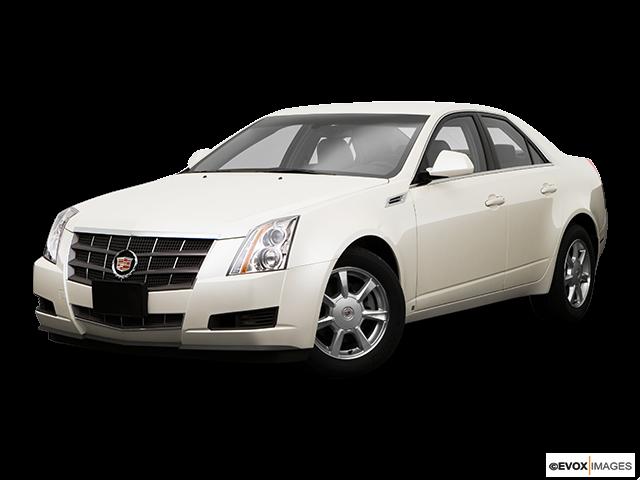 2008 Cadillac CTS Review