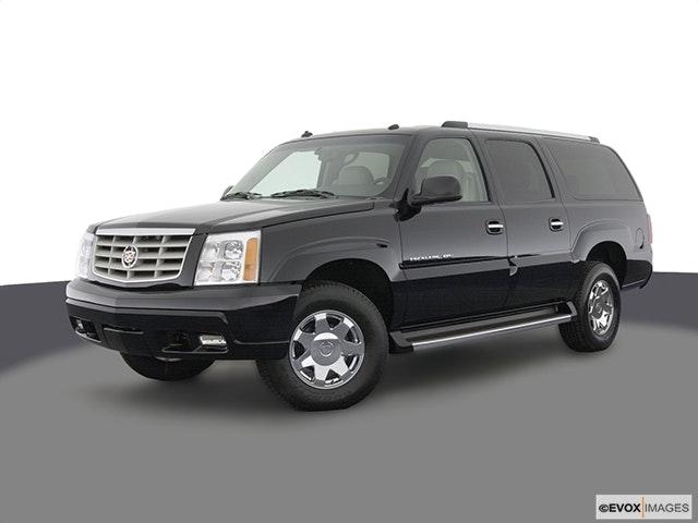 2003 Cadillac Escalade ESV Review