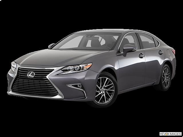 2017 Lexus ES Review