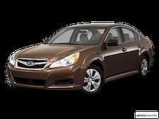 2011 Subaru Legacy Review