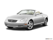 2006 Lexus SC Review
