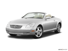 2005 Lexus SC Review