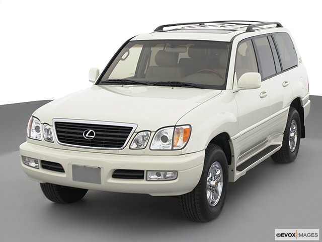 2000 Lexus LX 470 Review