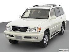 2001 Lexus LX Review