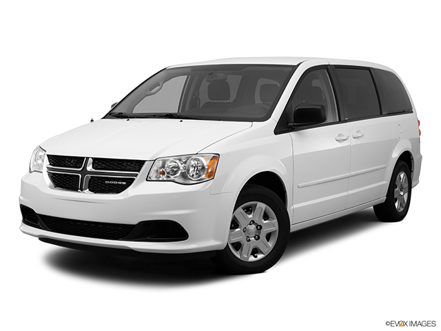 2012 Dodge Grand Caravan Review