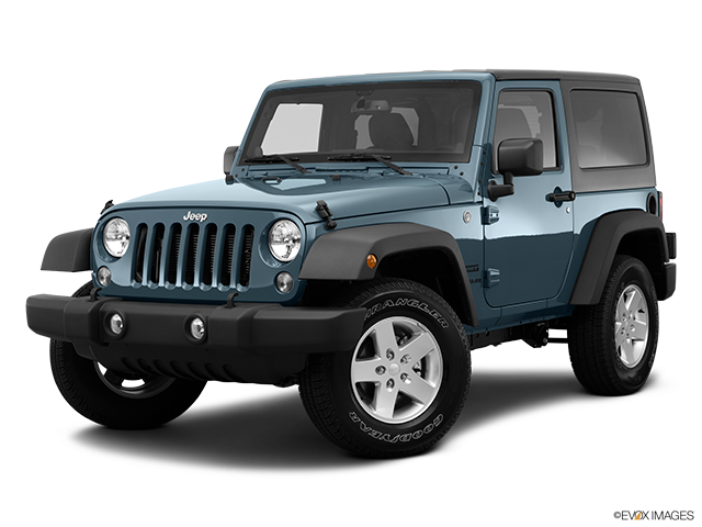 2014 Jeep Wrangler photo