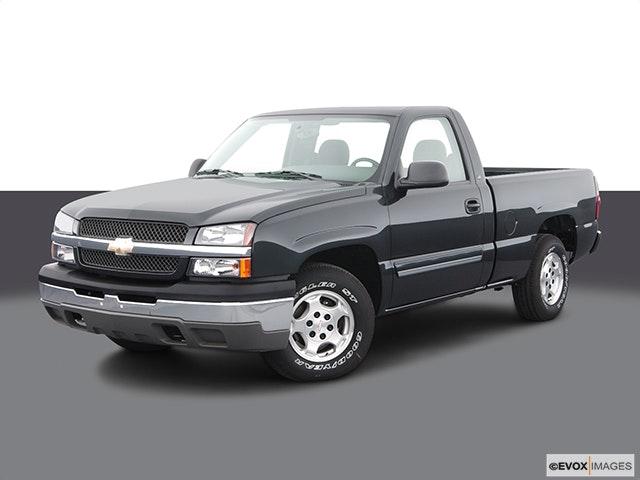 2005 Chevrolet Silverado 1500 Review