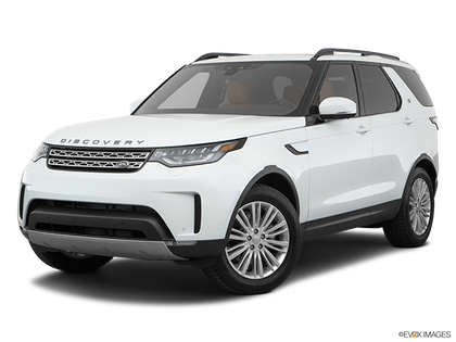2017 land rover discovery review carfax vehicle research. Black Bedroom Furniture Sets. Home Design Ideas