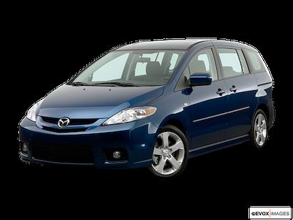 2007 Mazda Mazda5 photo