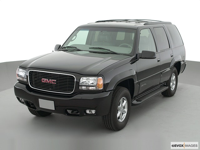 2000 GMC Yukon Review