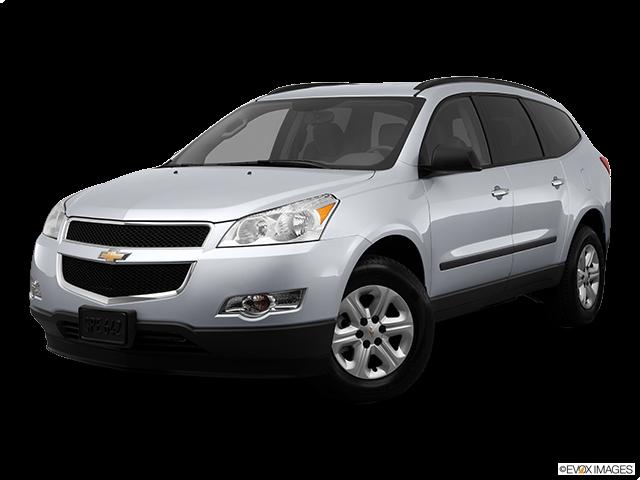 2012 Chevrolet Traverse Review