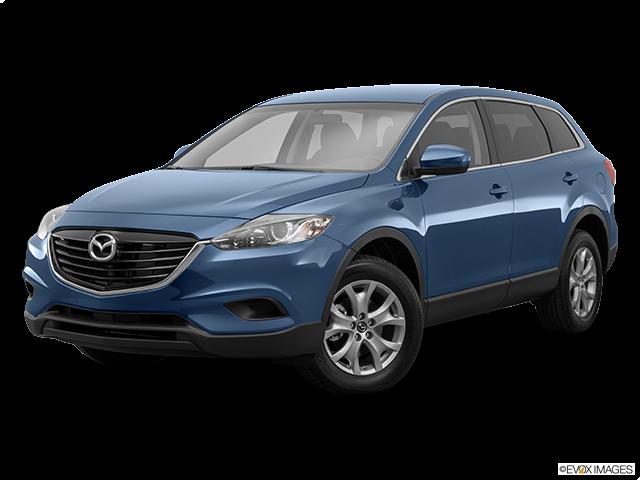 2015 Mazda CX-9 Review