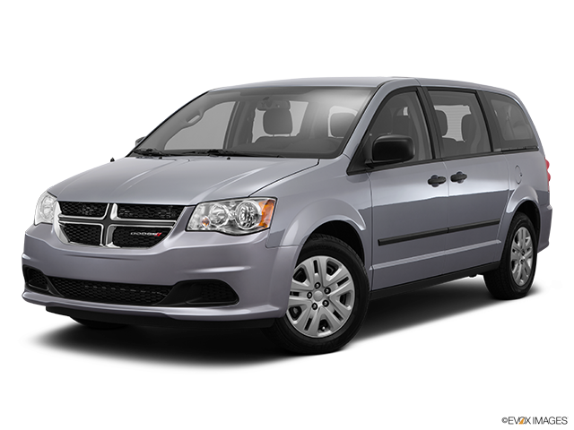 2015 Dodge Grand Caravan Review