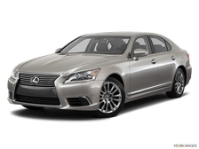 2017 Lexus LS Review
