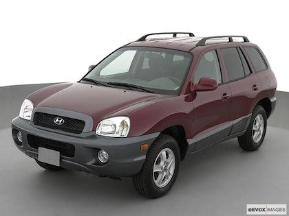 2002 hyundai santa fe review carfax vehicle research 2002 hyundai santa fe review carfax