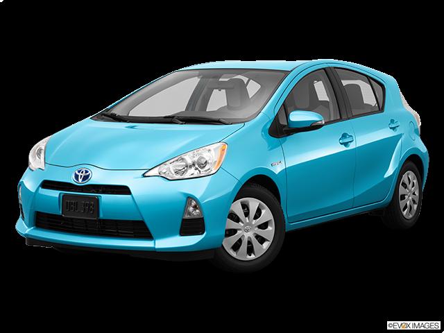 2013 Toyota Prius c Review