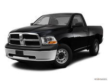 2012 Ram 1500 Review
