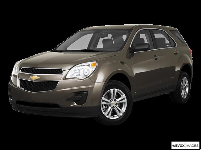 2010 Chevrolet Equinox Review