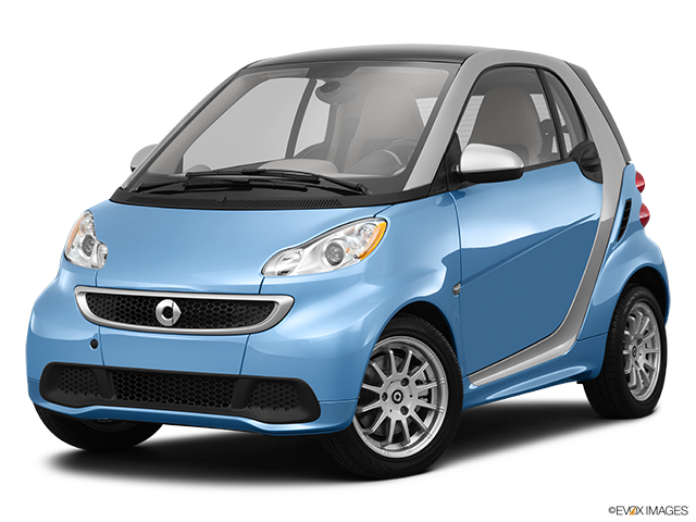 2013 Smart fortwo Review