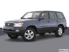 2005 Toyota Land Cruiser Review
