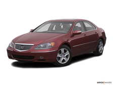 2007 Acura RL Review