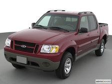 2002 Ford Explorer Sport Trac Review