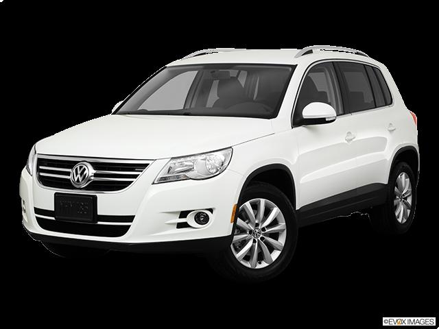 2011 Volkswagen Tiguan Review