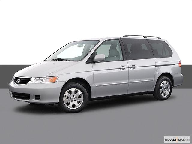 2004 Honda Odyssey Review