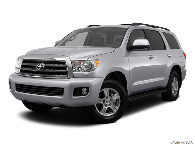 2012 Toyota Sequoia Review