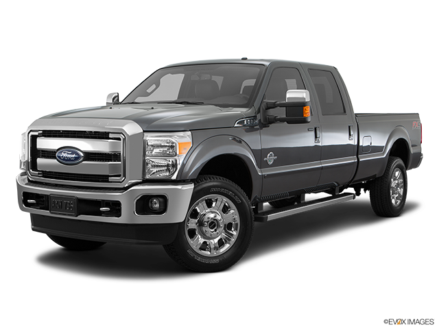 2016 Ford F-350 Super Duty Review
