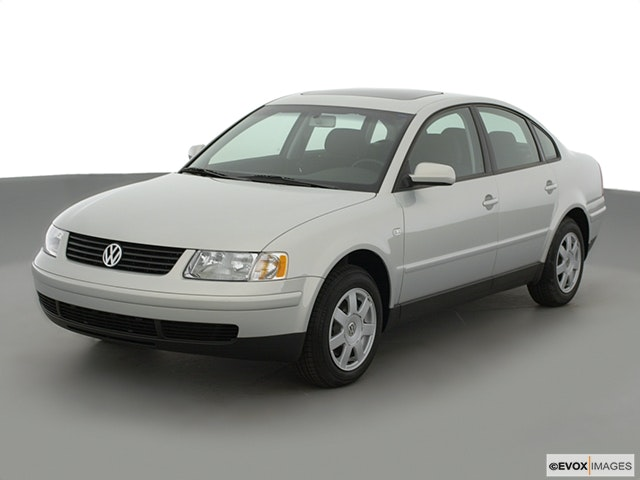 2001 Volkswagen Passat Review