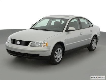 2001 Volkswagen Passat photo