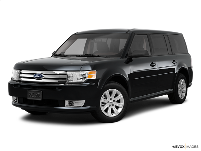 2011 Ford Flex Review