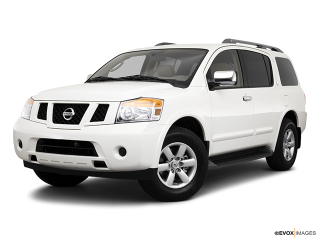 2010 Nissan Armada Review