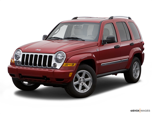 2007 Jeep Liberty Review