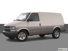 2004 Chevrolet Astro Review