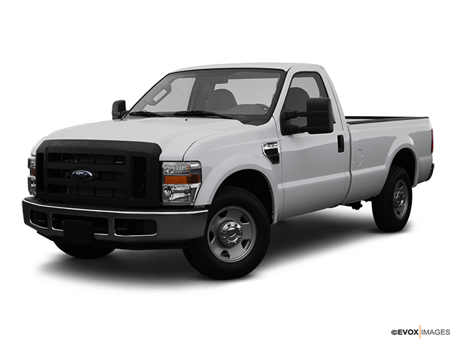 2008 Ford F-250 Super Duty Review