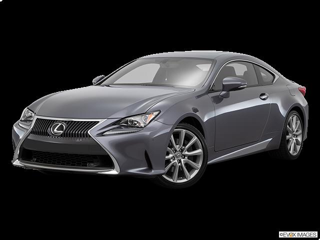 2015 Lexus RC 350 Review