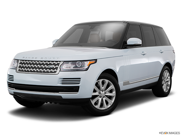 2015 Land Rover Range Rover Review