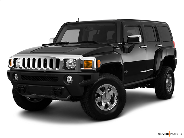 2010 HUMMER H3 Review